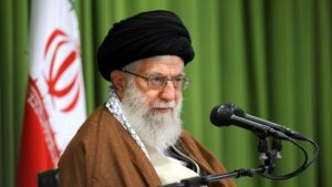Irans Oberster Führer Ali Chamenei